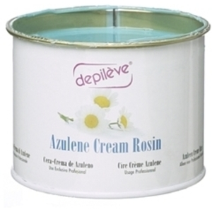DEPILEVE Azulene Cream Rosin Wax 14 oz.