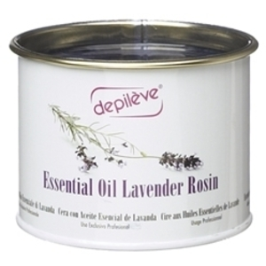 DEPILEVE Essential Oil Lavender Rosin Wax 14 oz.