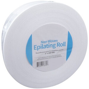 "Non-Woven Epilating Roll 3"" x 100 Yds. (303346)"
