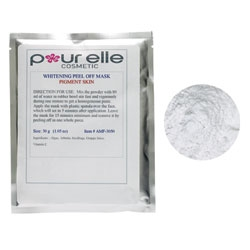 POURELLE COSMETICS Whitening Peel Off Mask 1.5 o