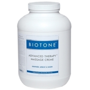 BIOTONE Advanced Therapy Massage Creme 1 Gallon