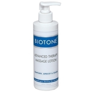 BIOTONE Advanced Therapy Massage Lotion 8 oz. w
