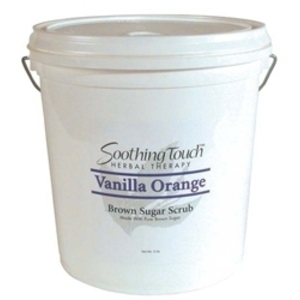 SOOTHING TOUCH Vanilla Orange Brown Sugar Scrub