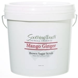 SOOTHING TOUCH Mango Ginger Brown Sugar Scrub 2