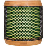 MOD LED Ultrasonic Aroma Diffuser - Made with Natural Bamboo (308294)