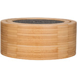 CHIC LED Ultrasonic Aroma Diffuser - Made with Natural Bamboo (308295)