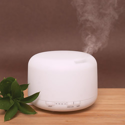 Serenity LED Ultrasonic Aroma Diffuser (308341)