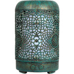 Patina LED Ultrasonic Aroma Diffuser (308532)