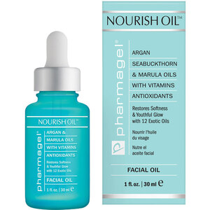 Pharmagel Nourish Oil - Anti-Aging Treatment 1 oz. (308770)