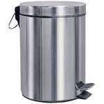 Stainless Steel Step-on Can 5 Liter (309409)