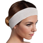 "Velcro Stretch Headbands - 2.25"" x 18"" - Disposable 100 Count (309541)"