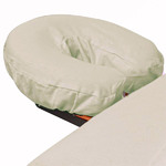 Premium Flannel Face Cradle Cover - Natural 100% Cotton - 150 GSM (309664)