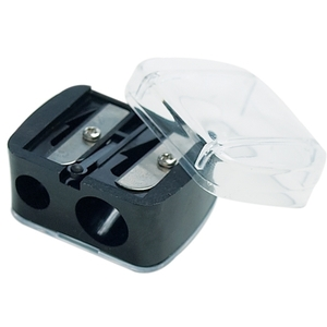 Double Cosmetic Pencil Sharpener (311035)