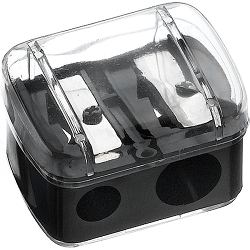 be PRO Double Cosmetic Pencil Sharpener (311050)