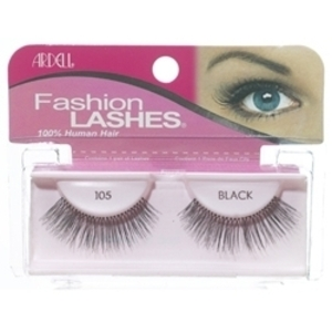 ARDELL Black 105 Fashion Lashes 1 Pair
