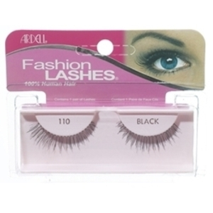 ARDELL Black 110 Fashion Lashes 1 Pair