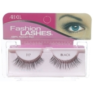 ARDELL Black 117 Fashion Lashes 1 Pair