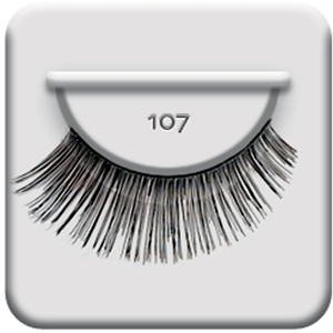 Ardell Fashion Lashes 107 Black 1 Pair (312198)