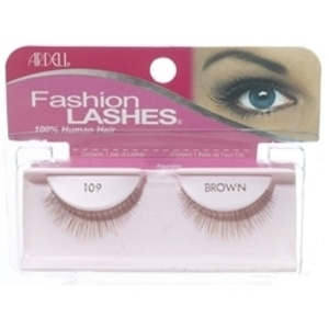 ARDELL Brown 109 Fashion Lashes 1 Pair