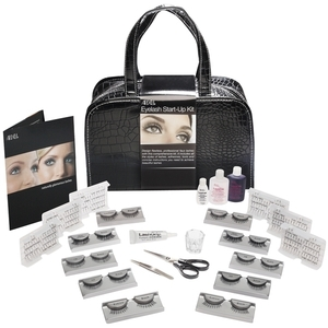ARDELL Eyelash Start Up Kit Includes: 5-pr. Strip Lashes Assorted LashGrip Eyelash Adhesive Dark.25 oz. LashGrip Eyelash Adhe (312258)