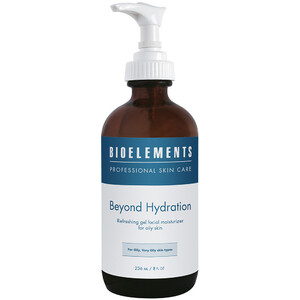 Bioelements Beyond Hydration - Refreshing Gel Moisturizer for Oily Skin 8 oz. (370056)