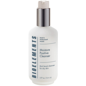 Bioelements Moisture Positive Cleanser - Rich Creamy Cleanser for Dry Skin 6 oz. (370089)