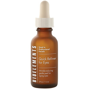 Bioelements Quick Refiner for Eyes - A Gentle Peel for Aging Eyes 1 oz. (370107)