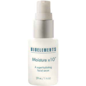 Bioelements Moisture x10 - Super-Hydrating Serum with Hyaluronic Acid 1 oz. (370118)