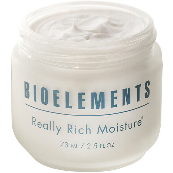 Bioelements Really Rich Moisture - Ultra-Emollient Creme Moisturizer for Very Dry Skin 2.5 oz. (370125)