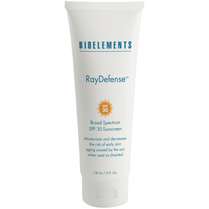 Bioelements RayDefense - Hydrating Broad Spectrum SPF 30 Moisturizer 4 oz. (370136)