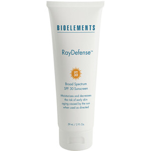 Bioelements RayDefense - Hydrating Broad Spectrum SPF 30 Moisturizer 2 oz. (370137)