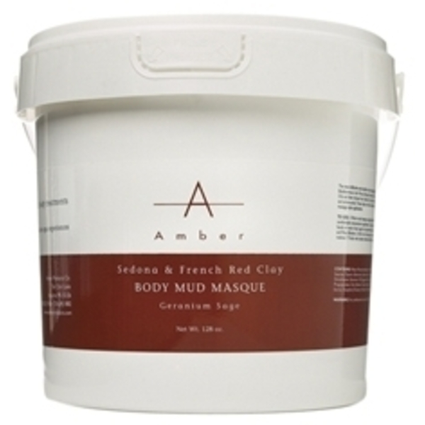 Amber Sedona Body Mud Masque 1 Gallon
