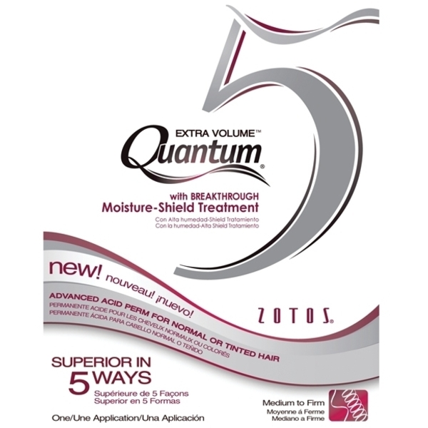 QUANTUM 5 Perms Extra Volume Acid (415046)