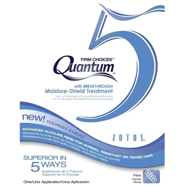 QUANTUM 5 Perms Firm Choices Alkaline (415048)