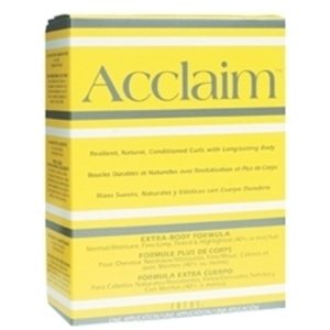 ZOTOS Acclaim Extra Body Perm 1 Application