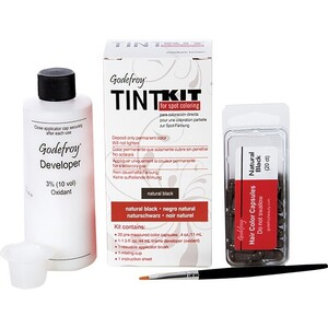 Godefroy Pro Tint Kit - Natural Black (428016)