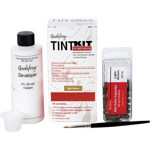 Godefroy Pro Tint Kit - Light Brown (428022)