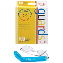 PRODUCT CLUB Disposable Eyeglass Guards 100 Coun