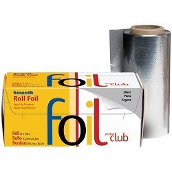 PRODUCT CLUB Silver Highlighting Roll Foil 1 lb.