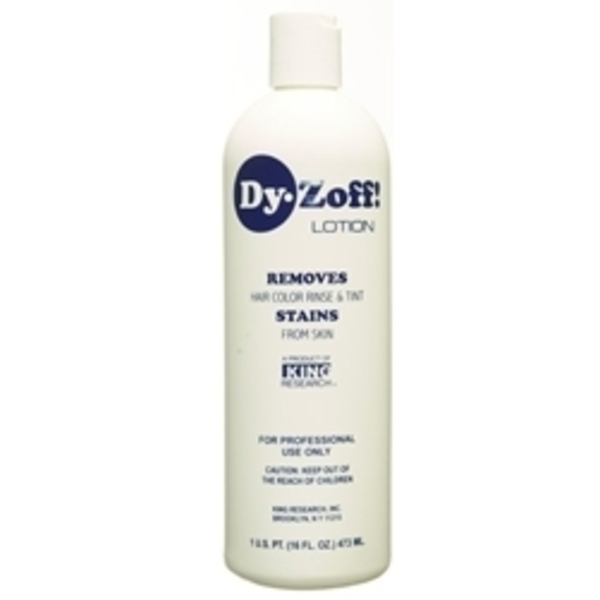 KING RESEARCH Dy-Zoff! Lotion 16 oz.