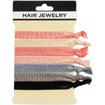 Hair Jewelry Hair Ties - Blending In 7 Count (441827)