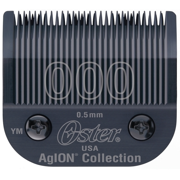 OSTER AgION 000 Blades (443128)