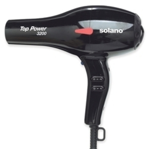 SOLANO Top Power 3200-Black. 1875 Watts