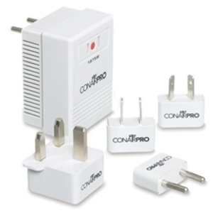 CONAIR Voltage Converter & Adapter Kit