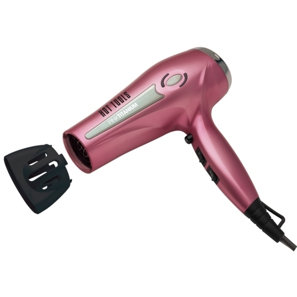 HOT TOOLS PROFESSIONAL Pink Ionic Salon Dryer (444618)