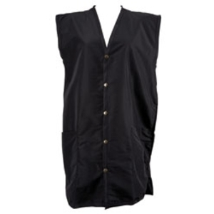 "DIAMOND TECHNICAL Deluxe Stylist Vest 36""L Black. (447098)"