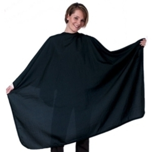 DIAMOND TECHNICAL Extra Large Cutting Cape Silkarah Fabric Black (447160)