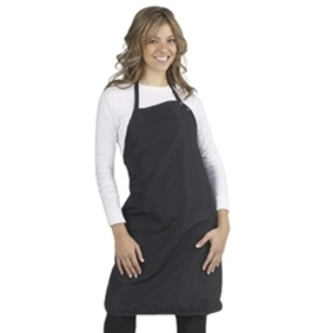 "DIAMOND TECHNICAL Small Stylist Apron Silkarah Fabric 24""L Black (447181)"