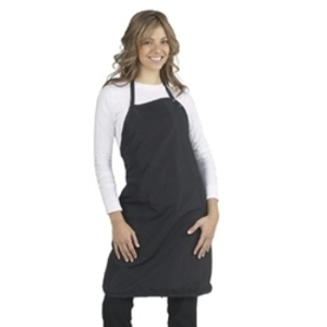 "DIAMOND TECHNICAL Stylist Apron Silkarah Fabric 32 12""L Black (447185)"