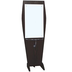TISPRO Styling Station with Mirror Wenge (490454)